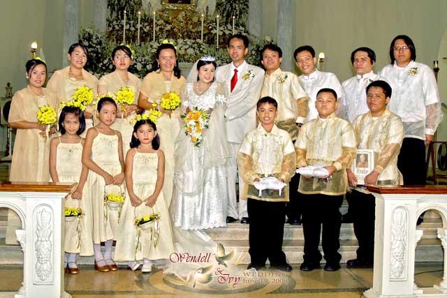 Redemptorist Church Wedding Photography