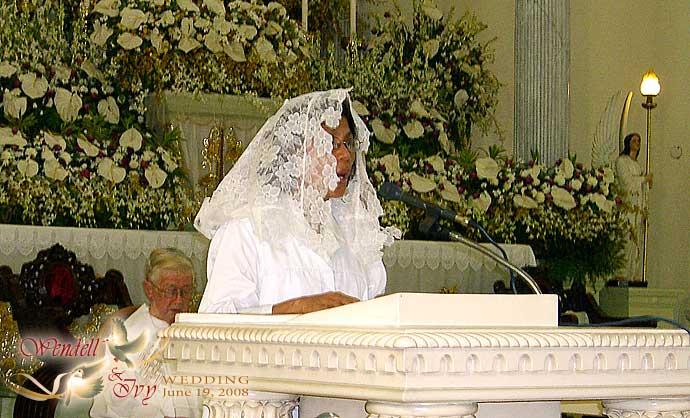 Wedding Ceremony Rites And Liturgy