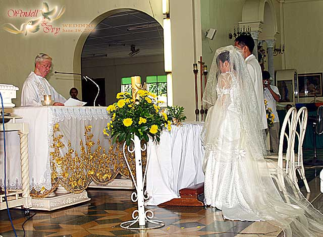 Wedding Ceremony Rites And Liturgy Wendell Ivy